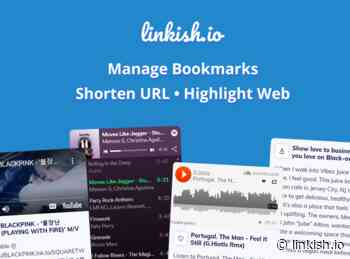 Linkish - All-in-one Bookmark Manager