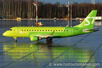 S7 Airlines to Launch Flights to Makhachkala - RusTourismNews