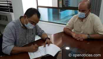 Yaguará suscribe importante convenio que generará empleo en el municipio. - Opanoticias