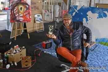 Alte Weberei in Meerane verkauft: Künstler müssen Ateliers räumen - Freie Presse