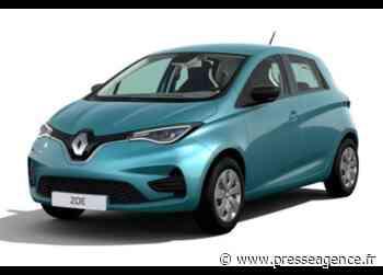 JACOU : Leasing de voitures électriques, c'est nouveau ! - La lettre économique et politique de PACA - Presse Agence