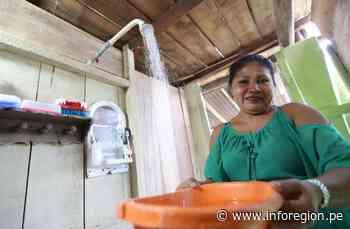 Madre de Dios: Darán agua potable de calidad a Villa Toledo - INFOREGION