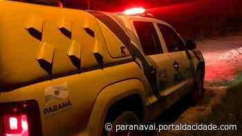 Suspeito de envolvimento em latrocínio em Loanda é preso pela Polícia Militar - ® Portal da Cidade   Paranavaí