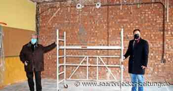 Sanierungsarbeiten in der Grundschule Eppelborn - Saarbrücker Zeitung