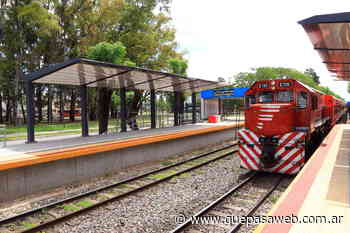La estación Villa Adelina del Belgrano Norte ya tiene fecha de inauguración - Que Pasa Web