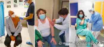 CIRIE-CHIVASSO-IVREA. V-Day dell'AslTo4, i nomi dei primi vaccinati - giornalelavoce