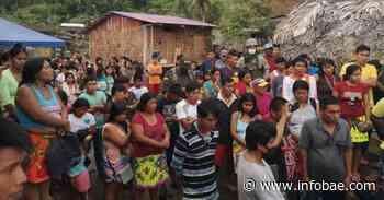 En Bahía Solano siguen esperando las ayudas para los 900 indígenas desplazados - infobae