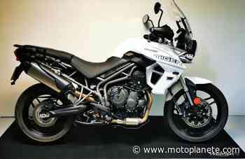 Triumph TIGER 800 XRT 2020 à 12500€ sur COIGNIERES - Occasion - Motoplanete