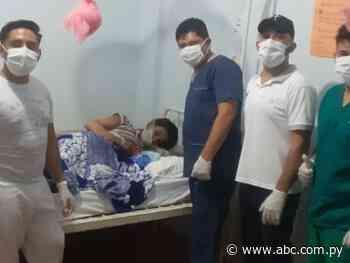 Exitoso parto de emergencia en centro de salud de Naranjal - ABC en el Este - ABC Color