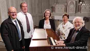 Bessan - Messe animée par l'ensemble vocal de Florensac ce samedi 2 janvier 2021 en l'église de Bessan - HERAULT direct