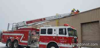 Fire at Goodyear plant in Greater Napanee – Kingston News - Kingstonist