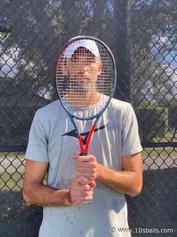 "Noah Rubin's ""Behind The Racquet"" • With • Ivo Karlovic | Tennis 10sBalls - 10sBalls"
