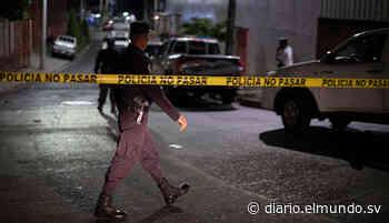 Pugna entre pandillas deja tres muertos en San Juan Opico - Diario El Mundo