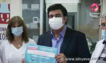 Isidro Casanova: Avanza la campaña de vacunación en La Matanza - Nacionales TL9, Noticias, TL9 Noticias (Clips) - telenueve