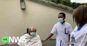 """Eerste vaccinaties in Sint-Pieters-Woluwe: """"Het begin van het einde van de tunnel"""" - VRT NWS"""