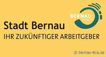 Stadt Bernau bei Berlin: Systemadministrator (m/w/d) gesucht - Bernau LIVE