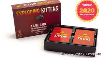 Exploding Kittens Is The Card Game Of A Generation - Kotaku Australia