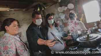 Habitantes de 13 veredas de zona rural de Casabianca, ya tienen acceso al servicio de gasificación - Ondas de Ibagué