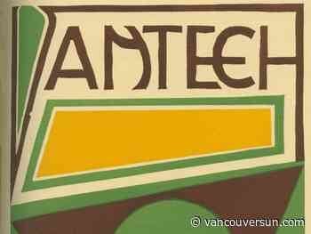 This week in history: Stunning vintage Vantech yearbooks emerge in union archive
