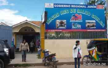 Junín: construirán hospital de Chilca que beneficiará a distritos del Valle del Mantaro - Agencia Andina