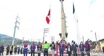 Celebran en Chilca los 200 años de la Batalla de Azapampa - Diario Correo