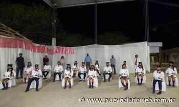 Con estrictos protocolos se llevó a cabo un egreso en Chilca Juliana - Nuevo Diario de Santiago del Estero