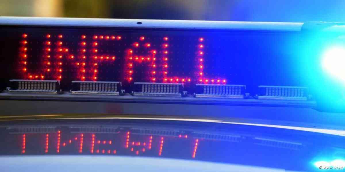Zwei Schwerverletzte bei Unfall zwischen Eilenburg und Bad Düben - Leipziger Volkszeitung