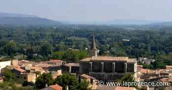 Caumont-sur-Durance : des dégradations au jardin - La Provence