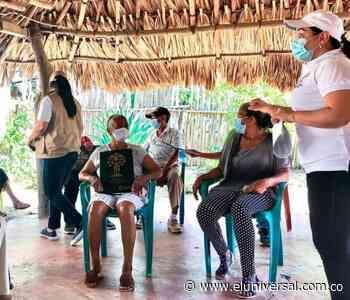 """Devuelven 220 hectáreas del predio """"Tarapacá"""" a 18 familias de Morroa - El Universal - Colombia"""