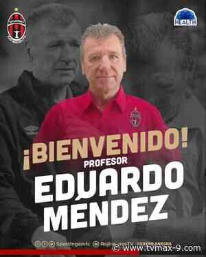 Uruguayo César Eduardo Méndez dirigirá al Sporting San Miguelito - TVMAX Panamá