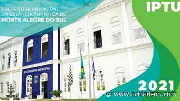IPTU chega com 3,92% de aumento em Monte Alegre do Sul - ACidade ON