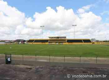 Catu: Estádio Municipal Antônio Pena é entregue para população após reforma - Voz da Bahia