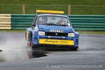 Motorsport Memories: Christmas Stages and Plum Puddings at Croft Circuit