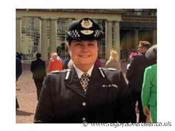 Senior police officer from Dunchurch has been awarded an MBE in the Queen's New Year Honours - Rugby Advertiser