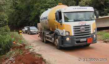 DER libera tráfego de trecho interditado na BR-460, entre Pouso Alto e São Lourenço, MG - G1