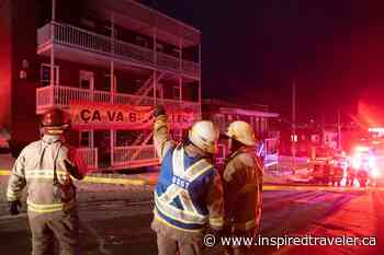 A fire kills one in Shawinigan [VIDÉO]   Justice and various facts   News   The Nouvelliste - Inspired Traveler