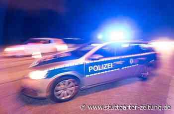 Renitenter Taxigast in Freiberg am Neckar: 30-Jähriger verletzt Polizistin - Stuttgarter Zeitung