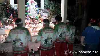 Antorchistas celebran a la Virgen de Guadalupe en la Capilla de Felipe Carrillo Puerto - PorEsto