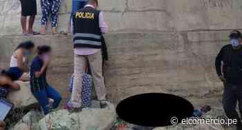 Lambayeque: hallan cadáver de hombre debajo del puente Motupe - El Comercio
