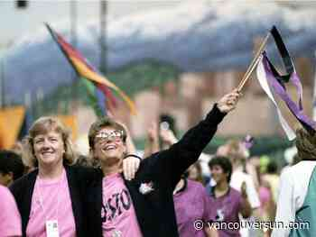 1990 Gay Games comes alive again in online exhibition