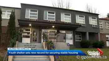 Toronto youth shelter sets new record for securing stable housing