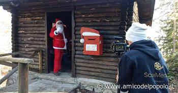 Il Chievo scrive a Babbo Natale, indirizzo: Pieve di Cadore - L'Amico del Popolo