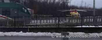 Donna investita dal treno Gravissima in ospedale - La Provincia di Como