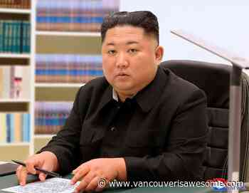 North Korea's Kim thanks people in rare New Year's cards - Vancouver Is Awesome