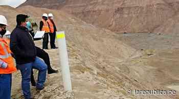 Tacna: Fiscalía inspeccionó relaves de la empresa Southern en Ilabaya - LaRepública.pe