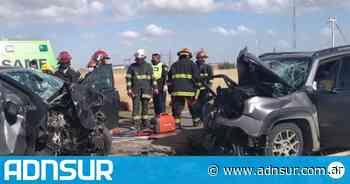 Dolor en Rio Gallegos por el accidente en ruta 3: el joven de 32 años sigue en estado grave - ADN Sur