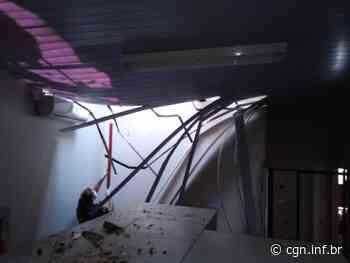 Acidente de trabalho deixa homem ferido em Santa Izabel do Oeste - CGN