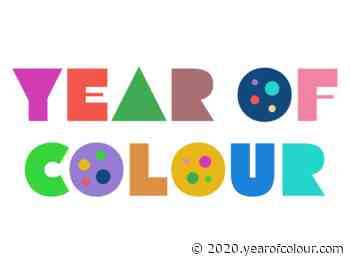 Year of Colour 2020 - Interactive Visual Colour Report of your Instagram Posts