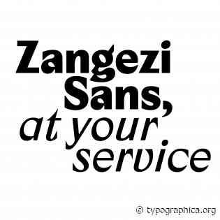 Zangezi Sans