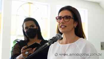 Prefeita Vanuza escolhe mulheres para sete das 16 secretarias em Porangatu - Mais Goiás
